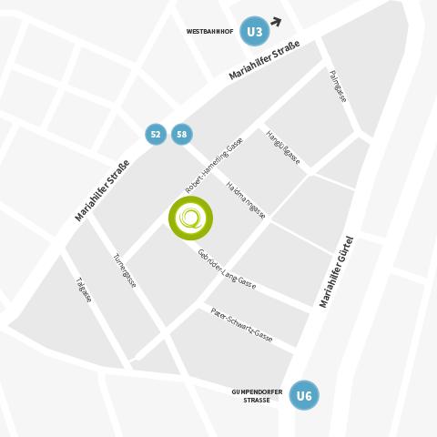 Qigong Akademie Cooper Lageplan