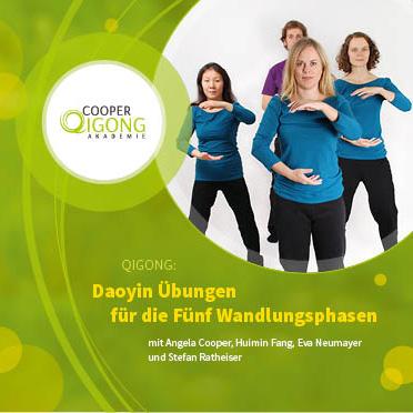 Cover: Daoyin Übungen für die Fünf Wandlungsphasen