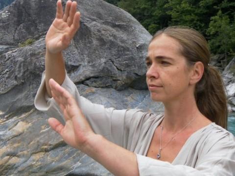 Claudia Sonnefeld, Taiji und Tanz
