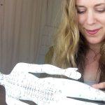 Abnehmen mit Akupunktur - auf dieser Puppe findest du die richtigen Punkte