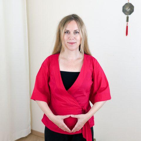 Qigong gegen Burnout: Einstiegs-Übung (Teil 4) nach Angela Cooper