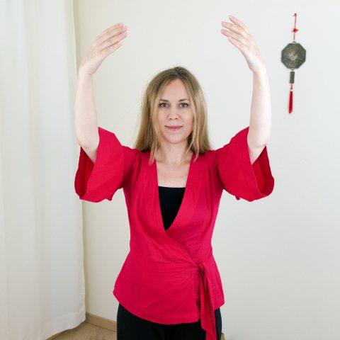 Qigong gegen Burnout: Einstiegs-Übung (Teil 3) nach Angela Cooper