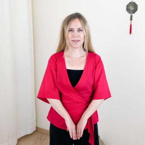 Qigong gegen Burnout nach Angela Cooper: Übung (Teil 2) für Phase 4