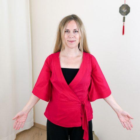 Qigong gegen Burnout nach Angela Cooper: Übung (Teil 5) für Phase 4