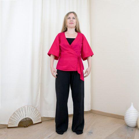 Qigong gegen Burnout nach Angela Cooper: Übung für Phase 1
