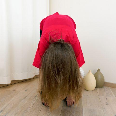 Qigong gegen Burnout nach Angela Cooper: Übung (Teil 5) für Phase 5