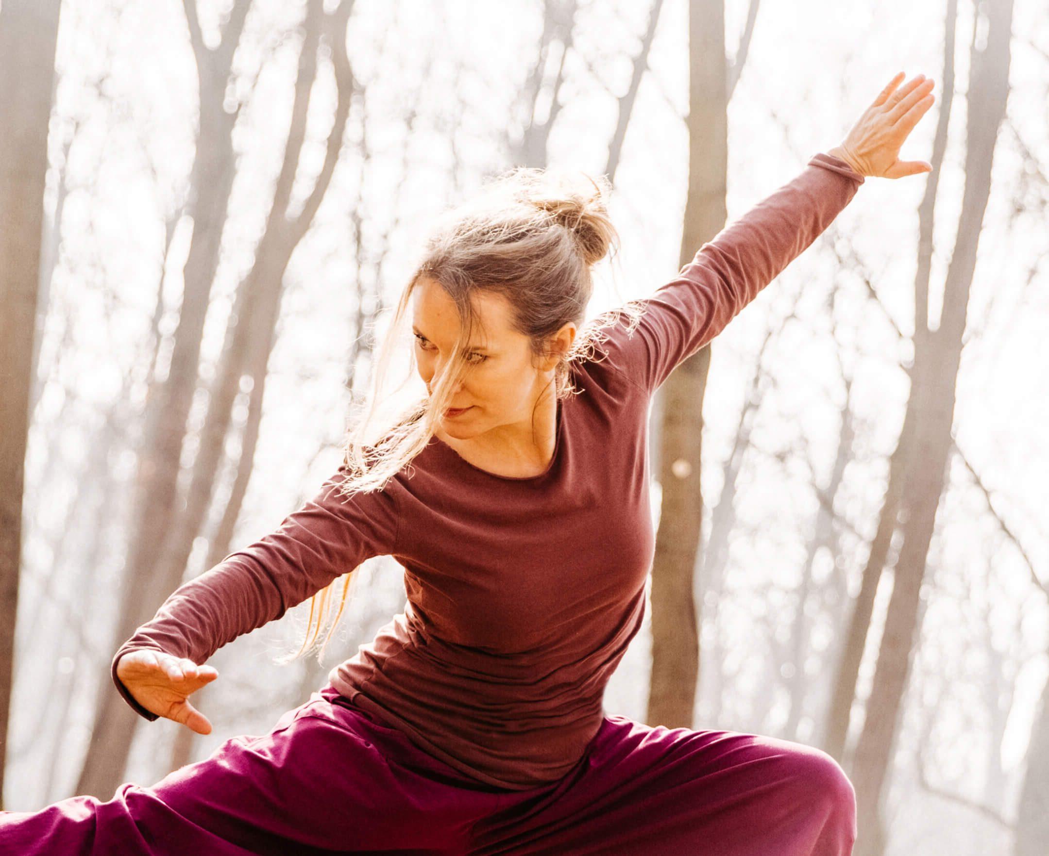 Mehr Beweglichkeit mit Qigong